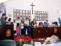 Câmara batiza Sala das Comissões com nome do ex-Vereador Aristeu