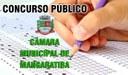 Concurso Câmara de Mangaratiba – Inscrições Prorrogadas