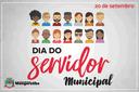 Dia do Servidor Municipal