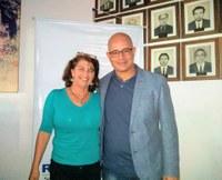 MIRIAN BONDIM É ELEITA CONSELHEIRA ESTADUAL DE POLÍTICAS CULTURAIS DA COSTA VERDE