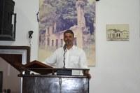 Rogério da Máquina é empossado como Vereador Suplente na Sede do Legislativo Municipal